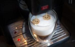 Koffiemachine kantoor